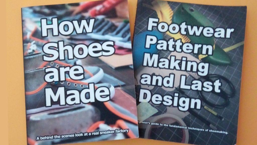 ספר איך מכינים נעליים